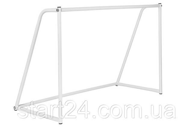 Ворота футбольные с сеткой SECO 120х80х55 см , фото 2