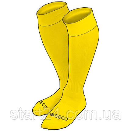Гетры SECO Master желтые, фото 2