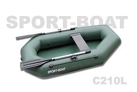 "Надувная гребная лодка ""Sport-Boat"" Cayman C210L (021-0010)"