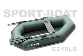 "Надувная гребная лодка ""Sport-Boat"" Cayman C210LS (021-0011)"