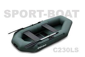 "Надувная гребная лодка ""Sport-Boat"" Cayman C230LS (021-0012)"