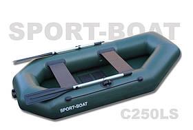 "Надувная гребная лодка ""Sport-Boat"" Cayman C250LS (021-0013)"