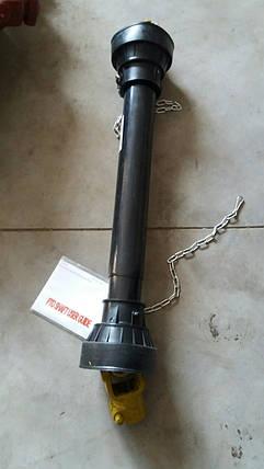 Карданный вал усиленный трубчатый 130 см Т4, фото 2