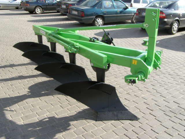 Плуг четырехкорпусный Bomet 4-30 (Польша)