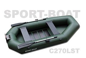 "Надувная гребная лодка ""Sport-Boat"" Cayman C270LST (021-0015)"