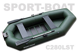 "Надувная гребная лодка ""Sport-Boat"" Cayman C280LST (021-0019)"