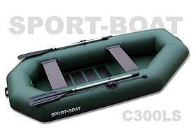 "Надувная гребная лодка ""Sport-Boat"" Cayman C300LS (021-0020)"