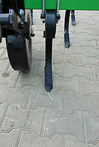 Культиватор сплошной обработки Bomet с легкой стойкой 3 м, фото 2