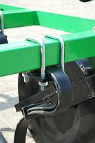 Культиватор сплошной обработки Bomet с легкой стойкой 3 м, фото 3
