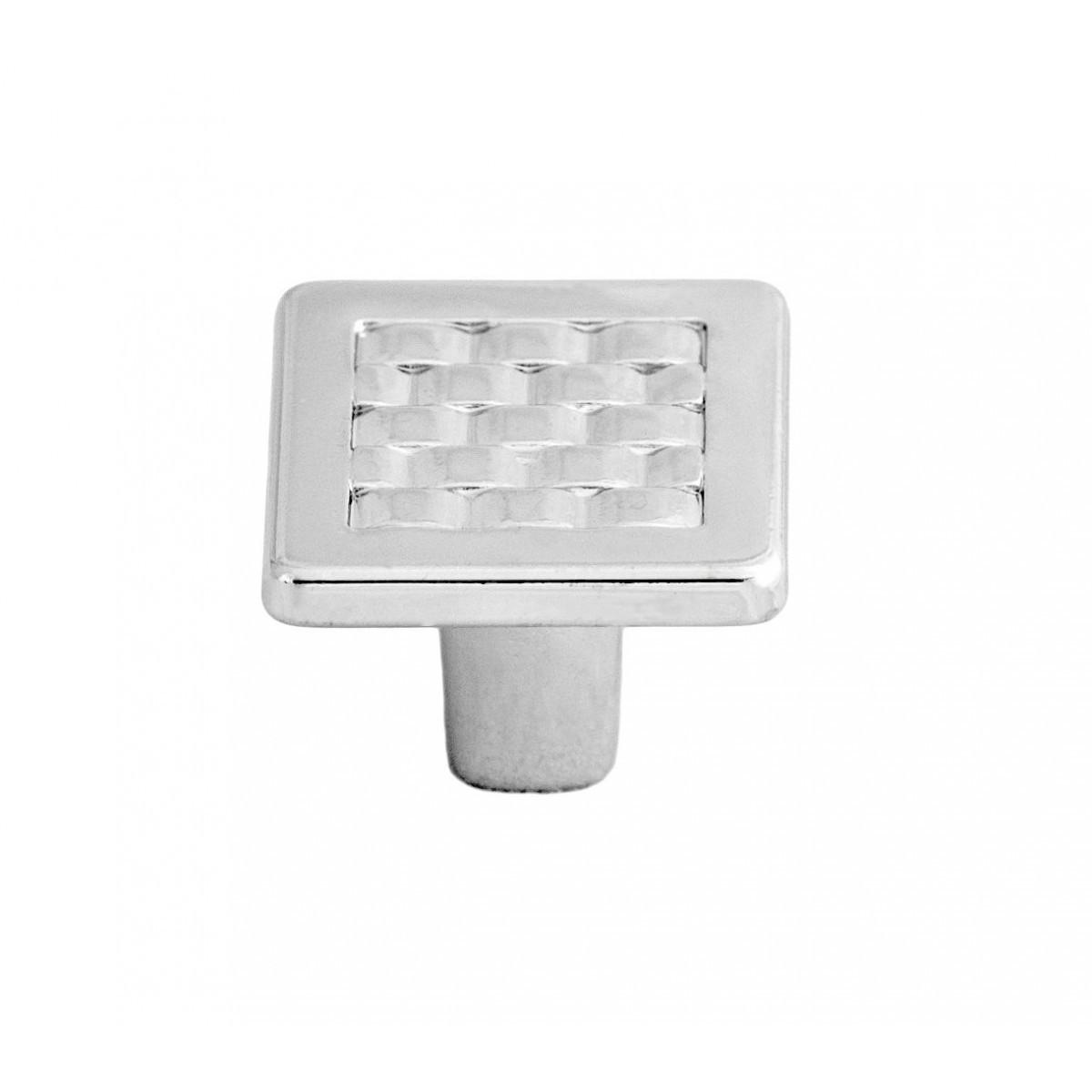 Ручка мебельная Ozkardesler 6062-06 KOZAK DUGME Хром