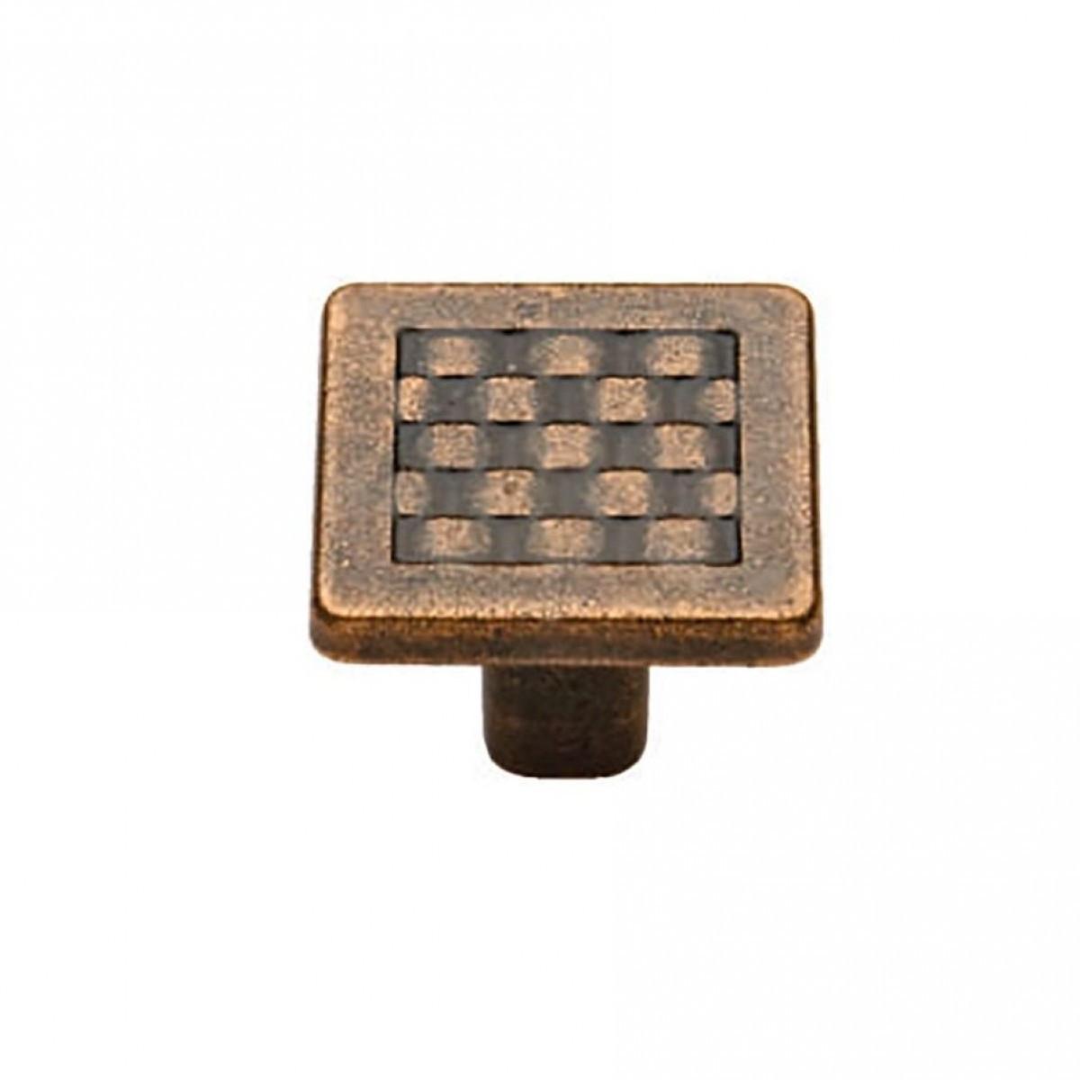 Ручка мебельная Ozkardesler 6062-09 KOZAK DUGME Медь