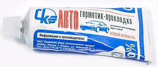 Герметик прокладка белый Казань 180гр GRK-180-W 00992
