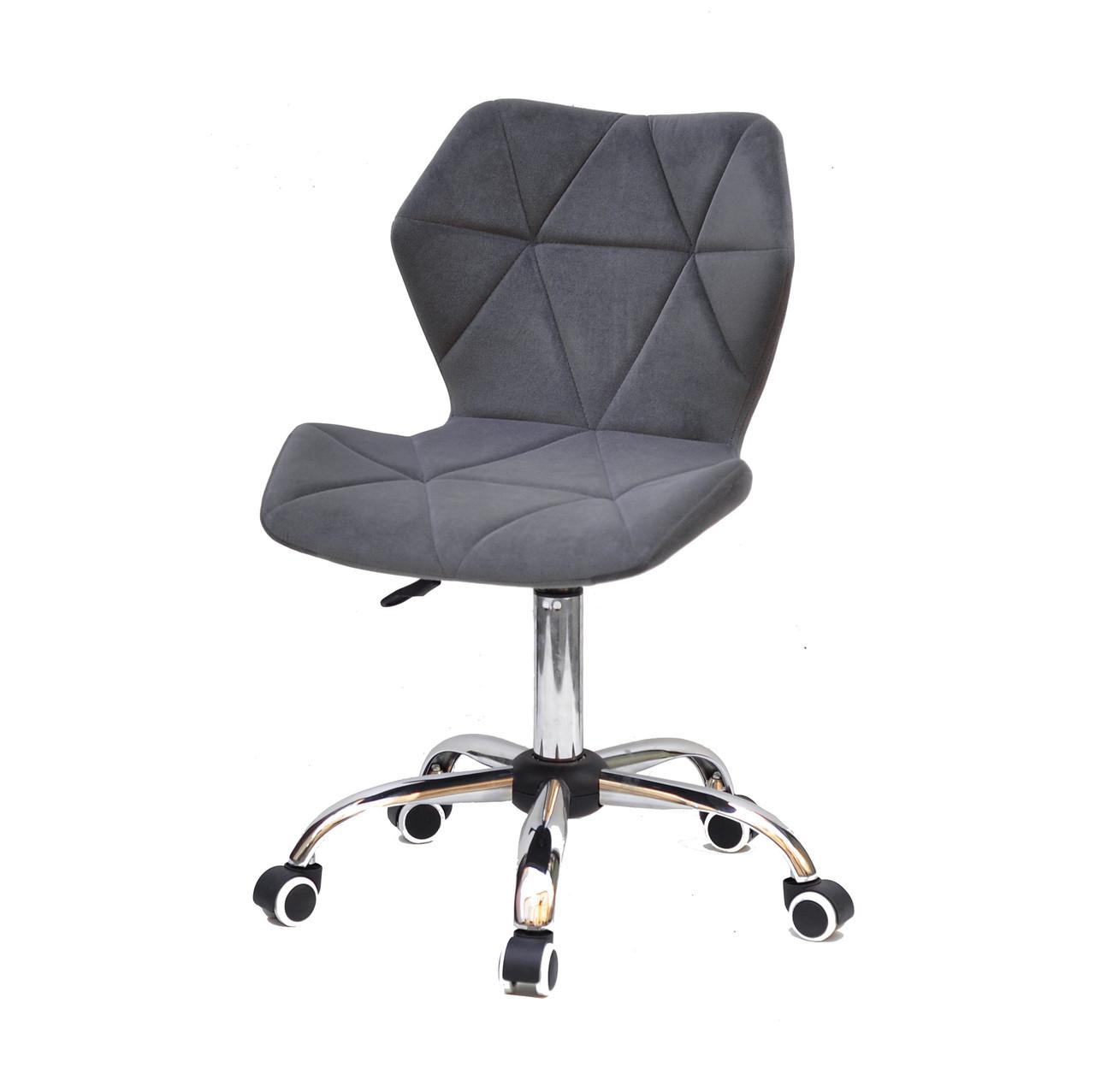 Кресло компьютерное с бархатной обивкой TORINO CH-Office бархат