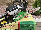 Бензопила цепная Feller ECS400, фото 8