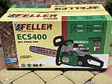 Бензопила цепная Feller ECS400, фото 9