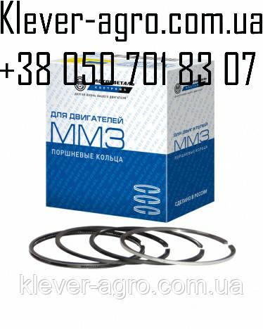 Кольца поршневые Д 65, Д 240 М/К (3 компресс.+1 м/с) (МОТОРДЕТАЛЬ)