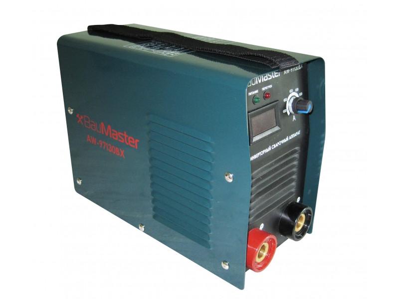 Інвертор зварювальний IGBT 200А BauMaster AW-97I30BX