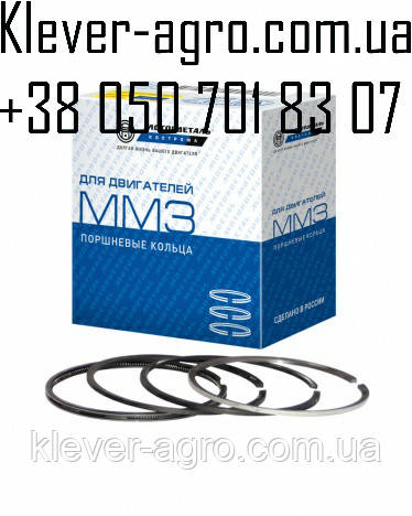 Кольца поршневые Д 65, Д 240 М/К (3 компресс.+2 м/с) (МОТОРДЕТАЛЬ)