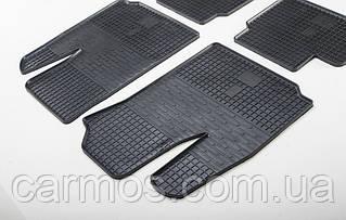 Коврики в салон  Fiat Doblo 01- (Фиат Добло), 2 шт. Stingray