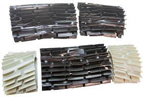 Щётки для пылесоса AquaViva Black Pearl 7310 (комплект 5 шт)