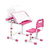 Эргономический комплект Cubby парта и стул-трансформеры Vanda Pink, фото 7