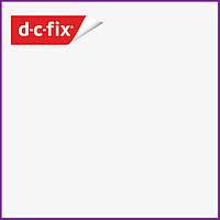 Самоклейка, декоративная самоклеящаяся пленка D-C-Fix, белая глянцевая 200-1273, 45см*15м