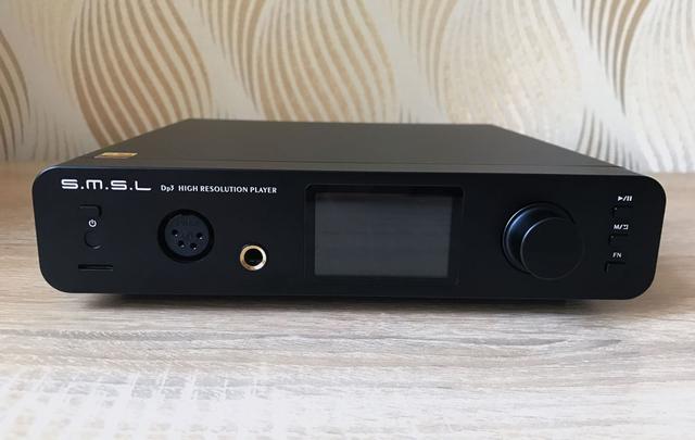 Рисунок - smsl dp3 цифровой транспорт и аудиопроигрыватель