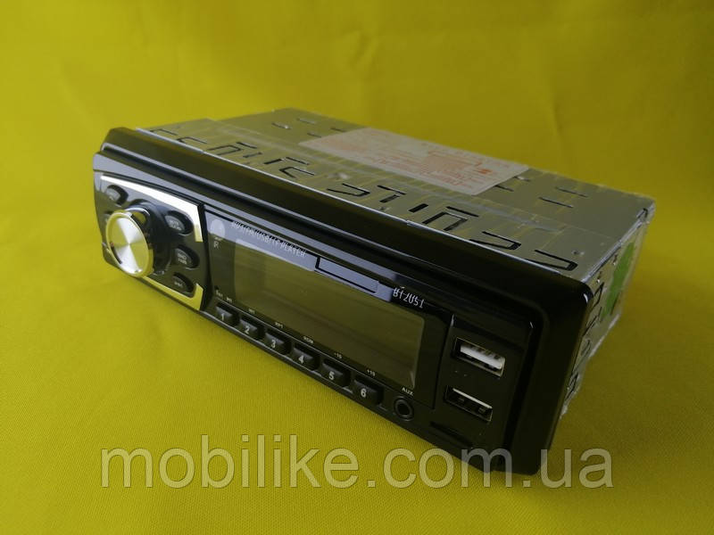 Магнитола автомобильная Pioner  BT2051   FM USB SD AUX BLUETOOTH