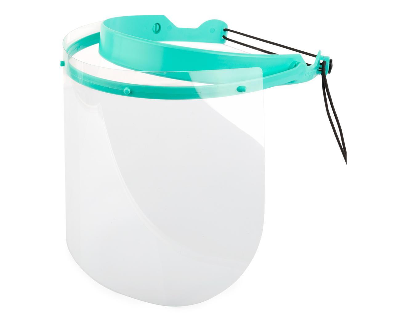 Щиток защитный НБТ Stalex (толщина 1 мм) наголовник резинка