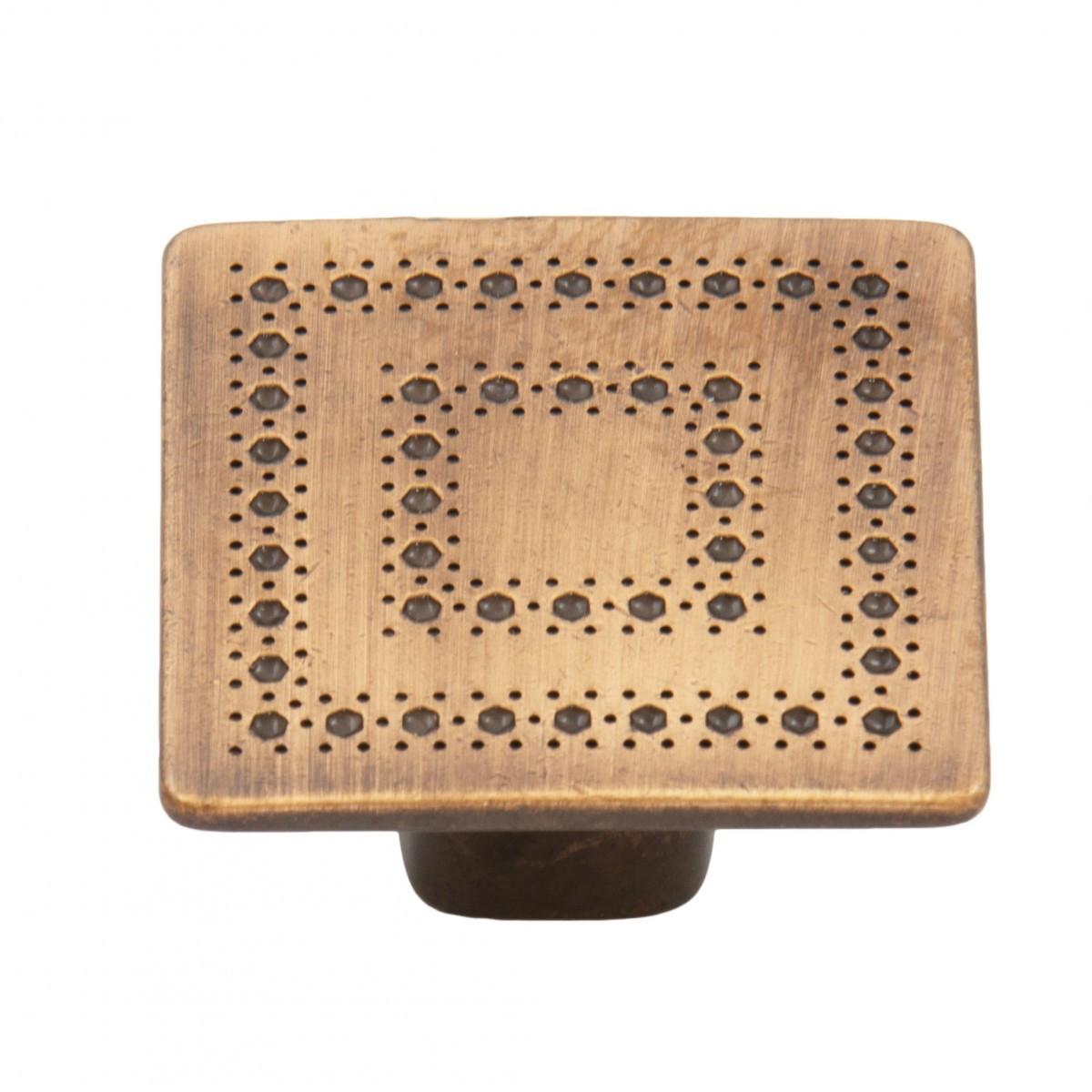 Ручка мебельная Ozkardesler MOZAIK DUGME 6091-09 Медь