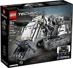 Блоковый конструктор LEGO Technic Экскаватор Liebherr R 9800 (42100)