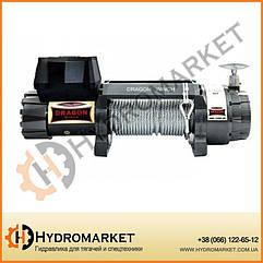 Лебедка автомобильная электрическая DWH 12000 HD Dragon Winch