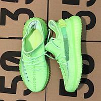 Женские кроссовки Adidas Yeezy Boost 350 Lt.Green, кросівки жіночі