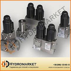 Направленные седельные клапаны типа WVM-4B (500+) Bieri