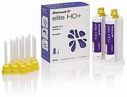 Elite HD+ regular, 2 картріджа по 50ml, А-силікон (полівінілсілоксан) середньої в'язкості