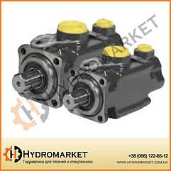 Аксиально-поршневой насос высокого давления  A4PP25-40 Gold Hydraulics