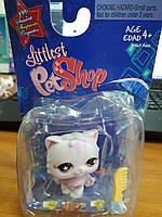 Littlest Pet Shop #891 ігровий набір Sassiest Persian Kitty - lps стара колекція-перська кошеня 2008 рік