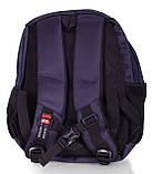 Чоловічий рюкзак Gorangd синій (2910), фото 2