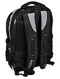 Мужской рюкзак Серый, фото 2