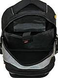 Мужской рюкзак Серый, фото 3