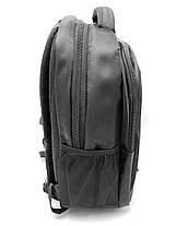 Мужской рюкзак GORANGD черный (1356/1), фото 3