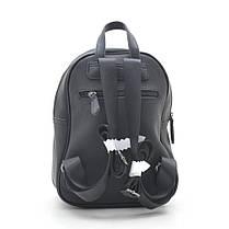 Рюкзак женский David Jones 20 x 26 x 13 см Черный (dj6156-4/1), фото 2