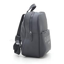 Рюкзак женский David Jones 20 x 26 x 13 см Черный (dj6156-4/1), фото 3