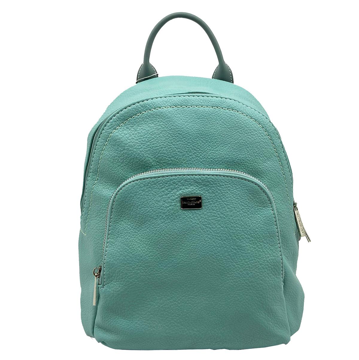 Женский рюкзак David Jones 30 x 26 x 13 см Зеленый (cm5146t)