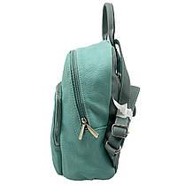 Женский рюкзак David Jones 30 x 26 x 13 см Зеленый (cm5146t), фото 3