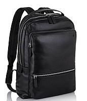 Мужской кожаный городской рюкзак для ноутбука Tiding Bag SM8-9597-3A
