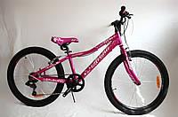 """Детский велосипед Avanti Astra 24"""" розовый, фото 1"""