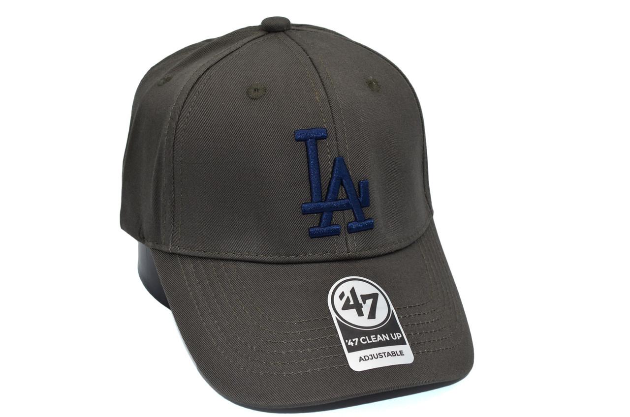 Бейсболка 47Brand LA Dodgers хакки (C 0919-226)