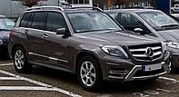 Комплект рестайл обвеса Mercedes-Benz GLK-Class (X204) AMG