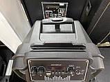 Аккумуляторная беспроводная колонка чемодан Ailiang LiGE-1709, портативная Bluetooth акустика, сабвуфер, фото 10